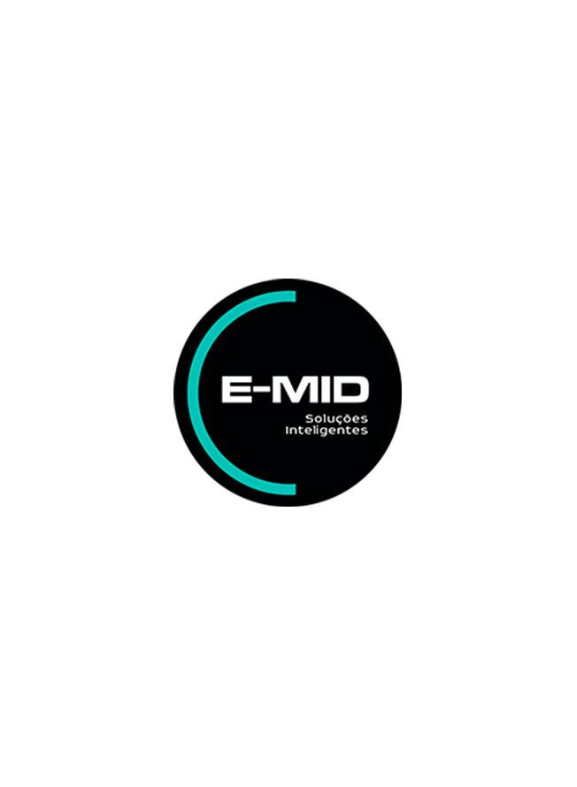 Logotipo empresa E-mid
