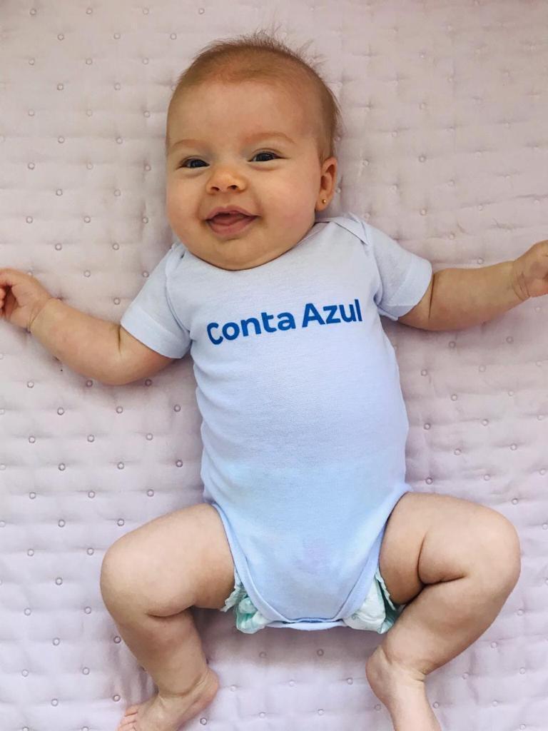 Olivia, filha do Gabriel Manes nosso Head da Estratégia de Empresas Contábeis